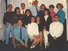 The 1992 Honors Program Student Advisory Board