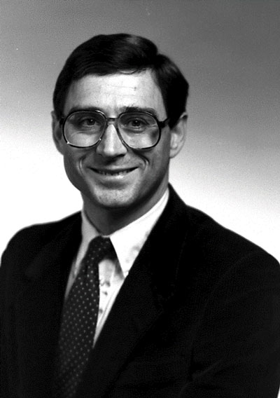 Dr. Patrice Berger in the 1980s